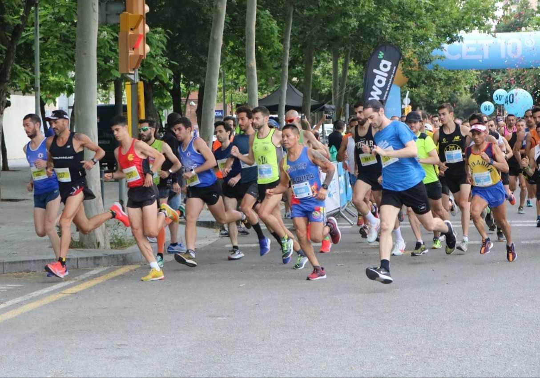 salida cursa Marina Besos