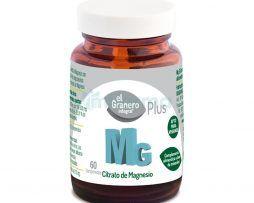 citrato de magnesio el granero 500 mg