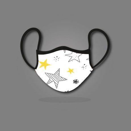mascarilla deportiva stars
