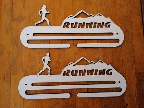 medallero running hombre/mujer