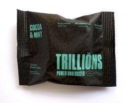 Bolas proteicas sabor Menta y Chocolate TRILLIONS