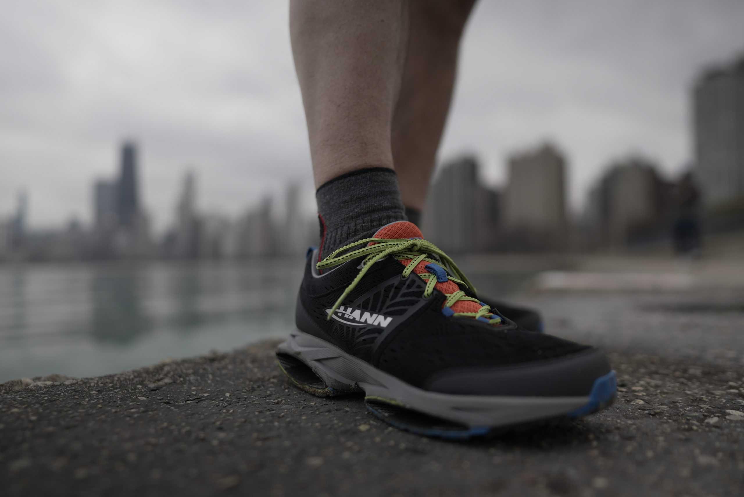 hann running shoes