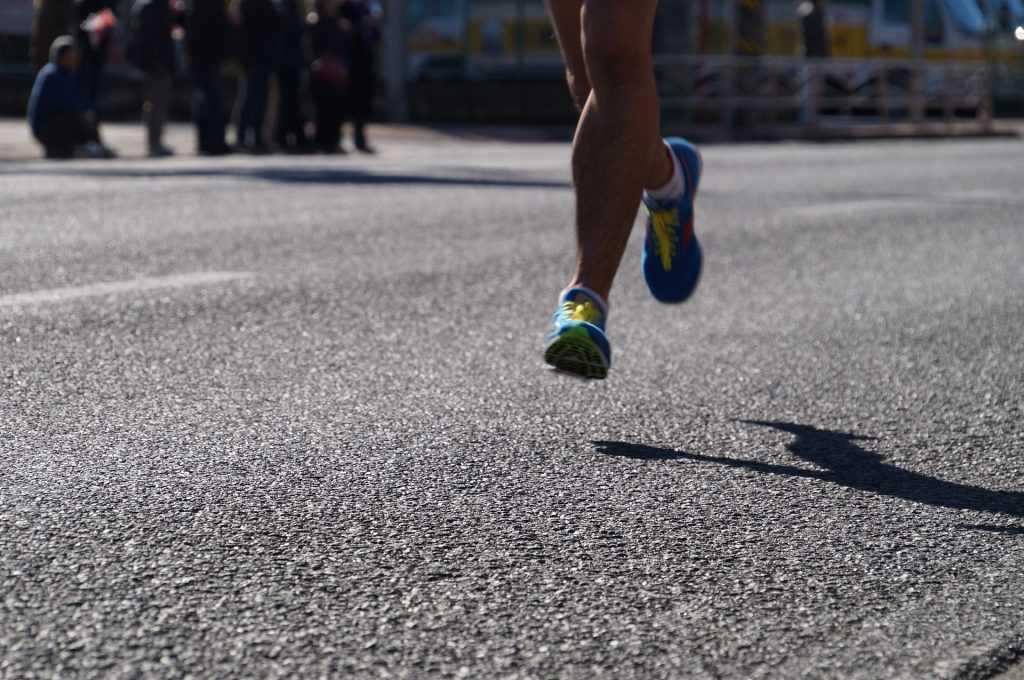 como correr mas rapido