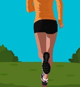 runner corriendo