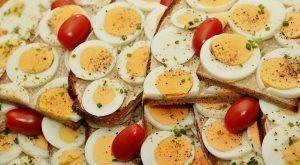 desayuno por la mañana saludable