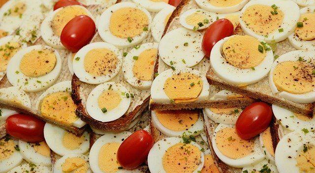 Los huevos son saludables